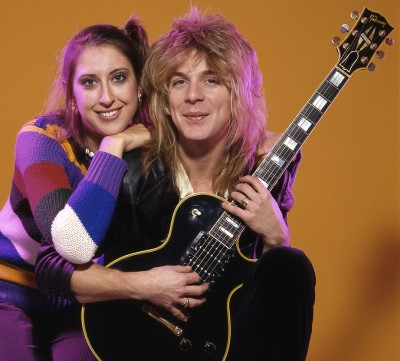 Randy Rhoads with Publicist.jpg