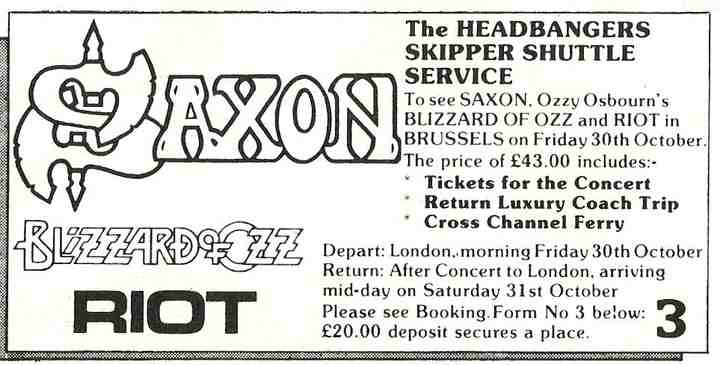 Saxon & Ozzy flier for Brussels gig..jpg