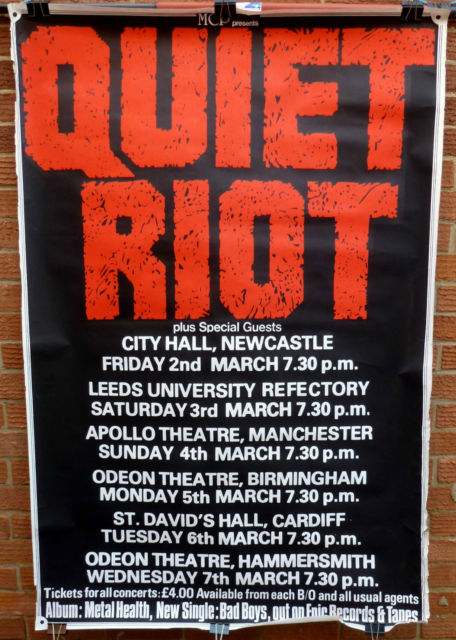 Quiet Riot 1983 UK tour poster.JPG